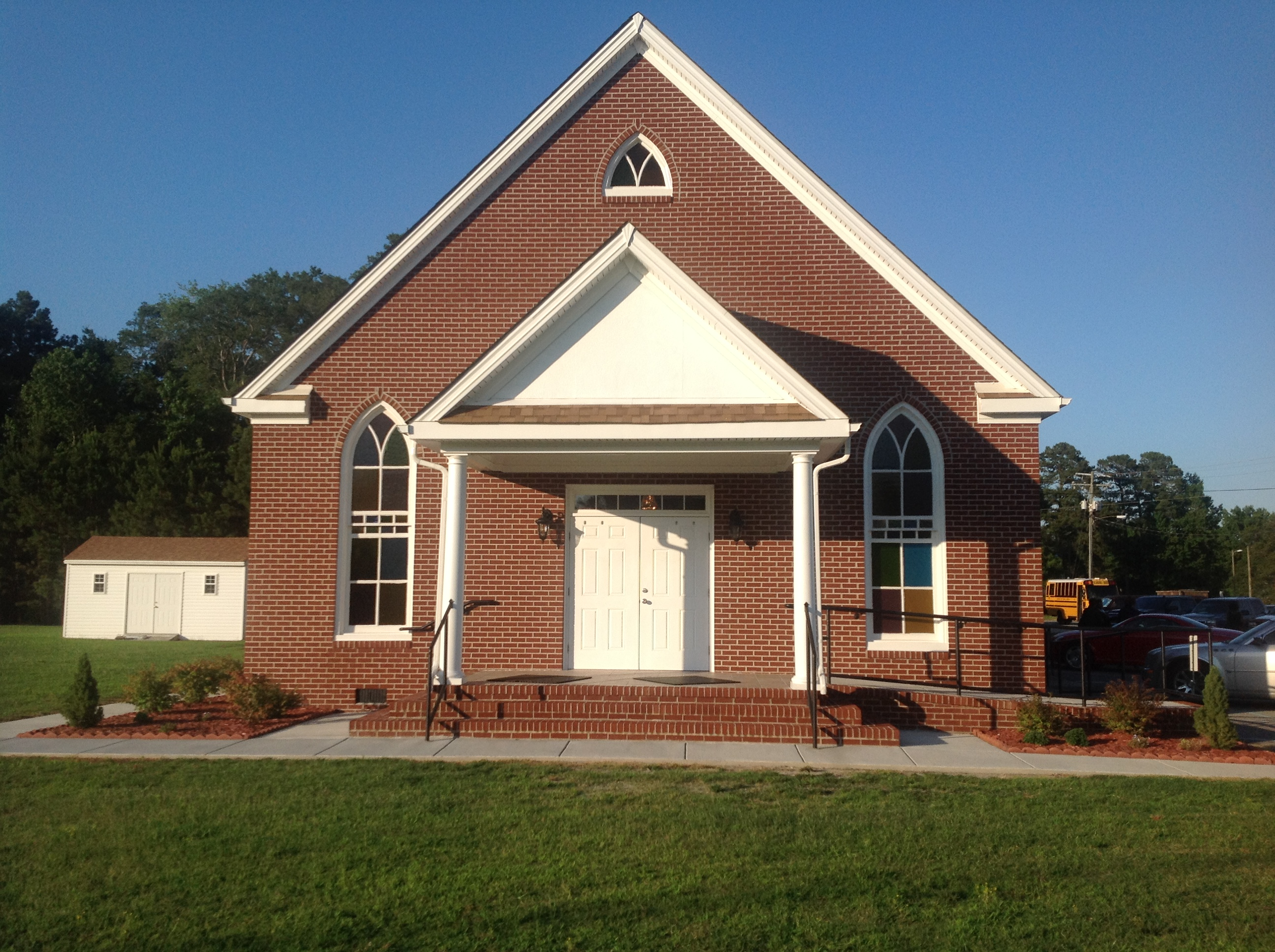 Little Mount Zion Baptist Church
